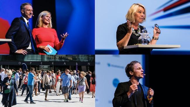 Nyby Digitaliseringskonferansen Difi Operaen 2018