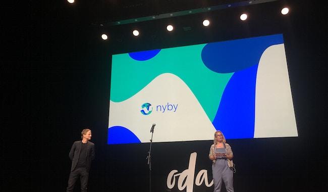 Nyby Inspirasjonsdagen Oda Nettverket