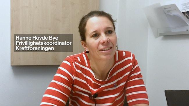 Hanne Kreftforeningen